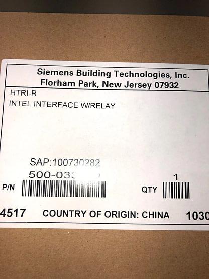 Siemens 500-033300
