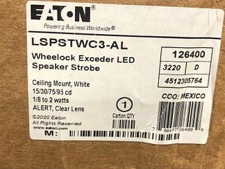 Eaton LSPSTWC3-AL