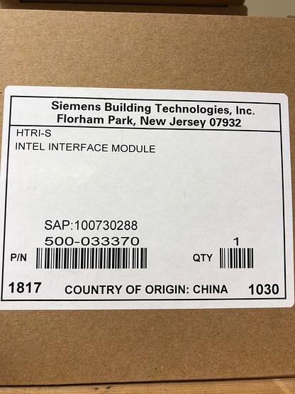 Siemens 500-033370