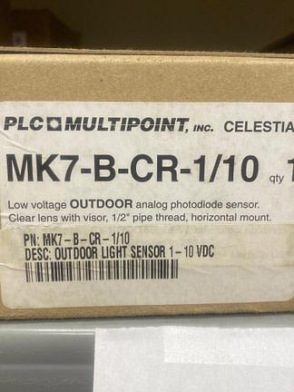 PLC Multipoint MK7-B-CR-1/10-nos