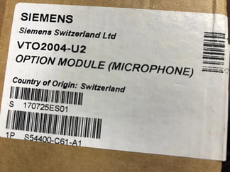 Siemens VTO2004-U3