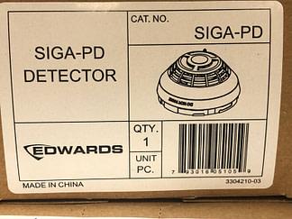 Edwards SIGA-PD