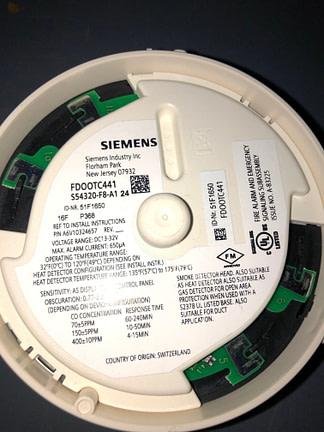 Siemens FDOOTC441
