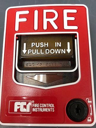 FCI Pull Station