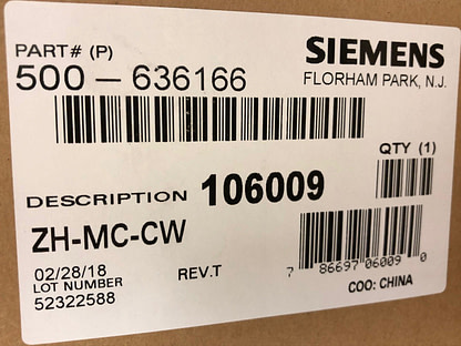 Siemens 500-636166