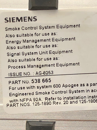 Siemens 538-665