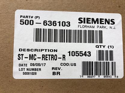 Siemens 500-636103