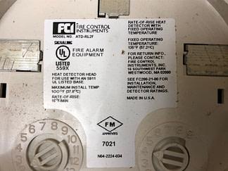 FCI- Honeywell ATD-RL2F