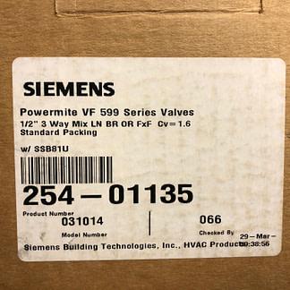 Siemens 254-01135