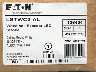 Eaton LSTWC3-AL