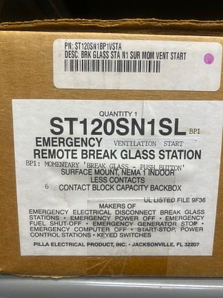Pilla Electrical ST120SN1SL-nos