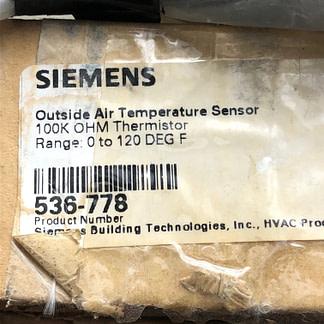 Siemens 536-778
