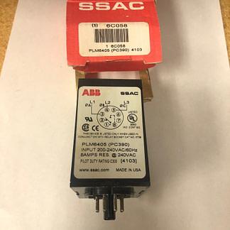 SSAC/ABB 6C058-nos