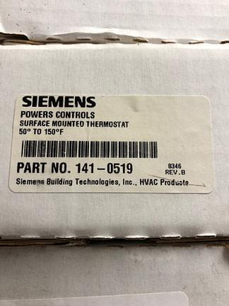 Siemens 141-0519